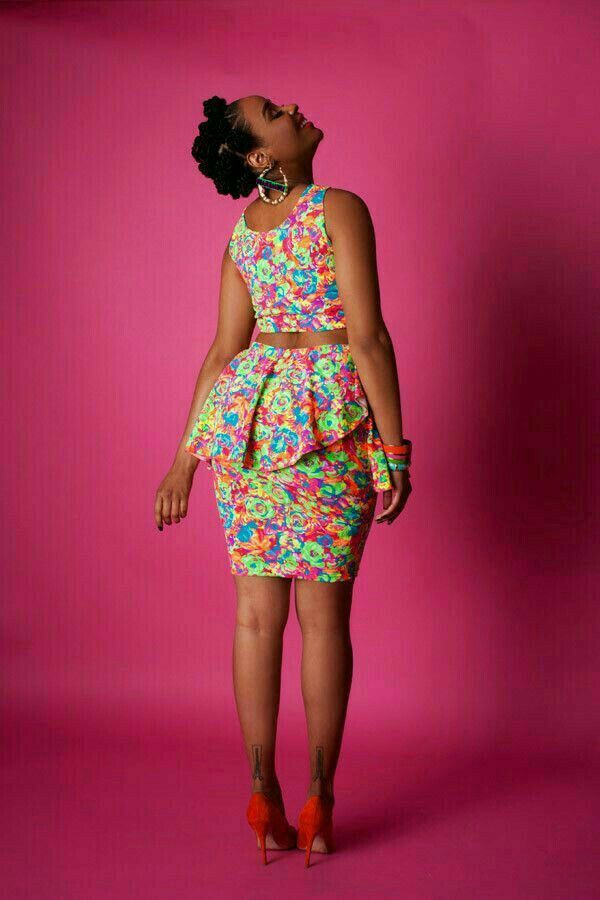 Top Ankara styles for the week!